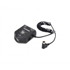 Quantum-Quantum D23w-R QTTL Adaptor for Qflash - Canon fit