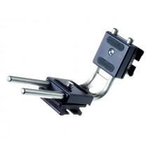 Arca Swiss Tripod Heads-Arca Swiss Mini L-Bracket with Quick Release Assembly