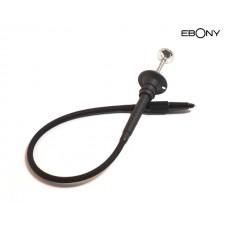Ebony-Ebony 50cm Cable Release