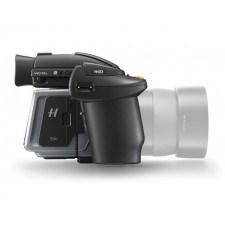 Hasselblad-Hasselblad H6D-50c Medium Format Digital Camera Body Side View