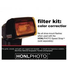 Honl Photo-Honl Photo Colour Correction (Gel) Kit