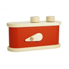LEROUGE-LEROUGE 135 L Pinhole Camera Red