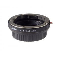 Rayqual Leica M to Micro Four Thirds Lens Adaptor