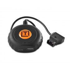 Tether Tools-TetherTools ONsite D-Tap to USB-C PD Adaptor