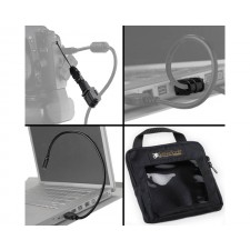 Tether Tools-TetherToolsTTVPK-CLIP Tethering Essentials Pack w/ Clip-On Cable Support