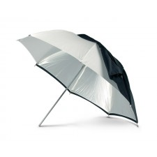 "Photoflex-Photoflex RUT 30"" White Convertible Umbrella"