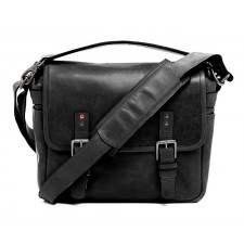 Ona-Ona Berlin II Messenger Bag - Black