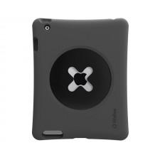 Tether Tools-TetherTools WPR1BLK Wallee Pro Bumper for iPad 2, 3 & 4 Black
