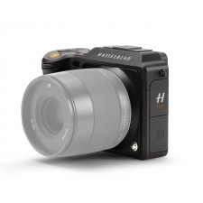 Hasselblad-Hasselblad X1D-50c Medium Format Mirrorless Digital Camera Body (BLACK)