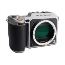 Hasselblad-Ex-Demo Hasselblad X1D-50c in use (lens not included)